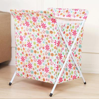 蝸家 臟衣籃 折疊臟衣簍儲物桶大號臟衣服收納筐布藝家用洗衣籃