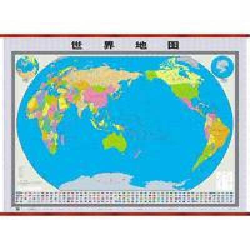 山东省地图出版社地图/地理