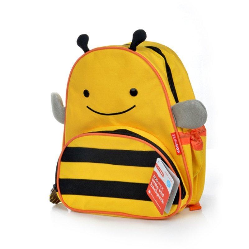 skip hop动物园系列幼儿园儿童宝宝书包 爸爸去哪儿同款 蜜蜂款