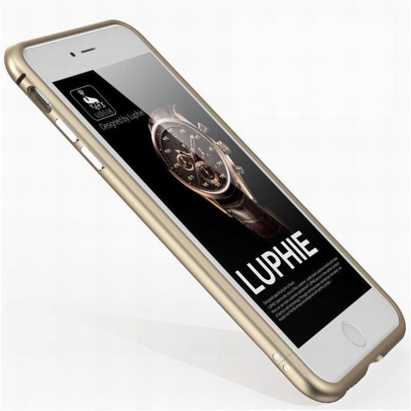 苹果6圆弧金属边框 iphone6 弧形外壳4.7寸 拼色保护套