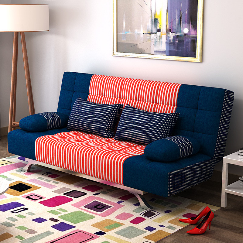 亮生活 多功能沙发床 1.9米 小户型布艺可拆洗沙发图片