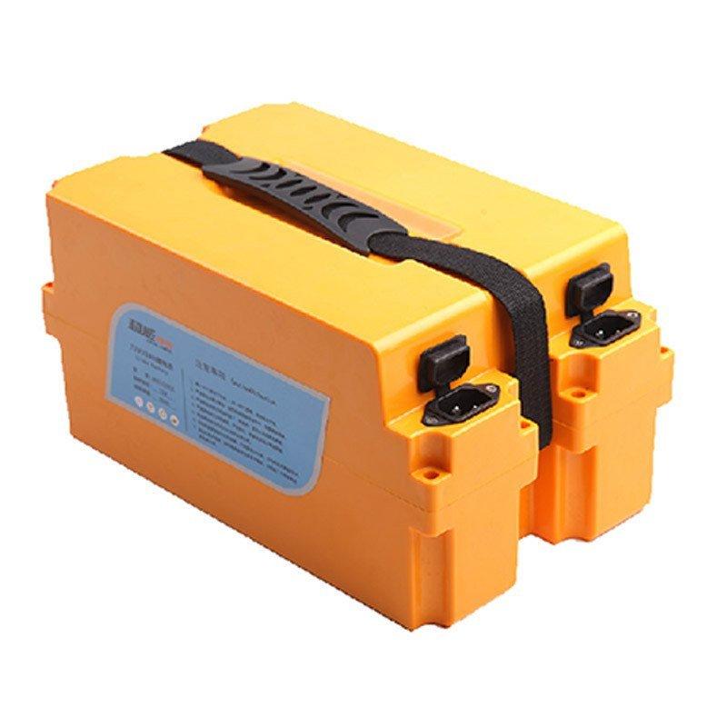 以旧换新 超威电动车锂电池72v 20ah(le)电动车电瓶摩托车(电摩)专用