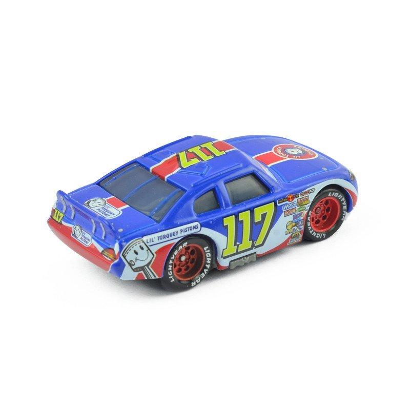 汽车总动员玩具车麦昆赛车合金儿童玩具车模 117号赛车