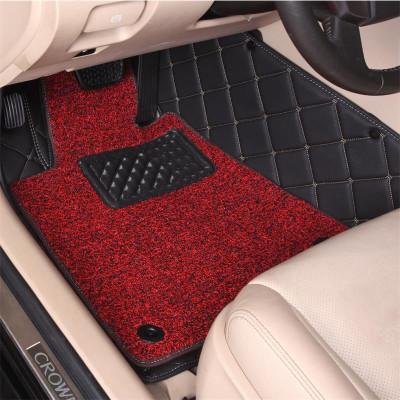 汽车用品 专车专用双层大菱形格脚垫 奥迪a4 a6 q5q 7 脚垫 宝马3系5