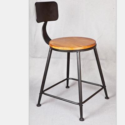 京好 现代铁艺阳台户外桌椅组合 现代简约环保复古奶休闲小圆桌茶店咖啡桌椅D69