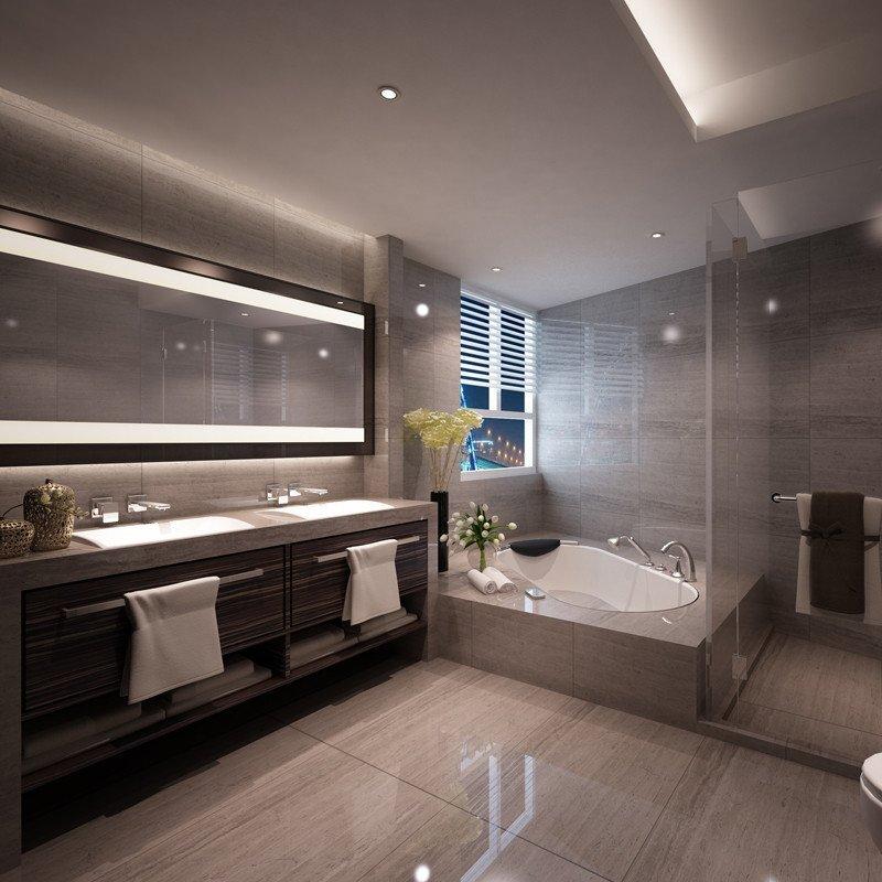 塞纳春天 整体家装装修设计室内全案施工房屋装修 创意家装—晋城