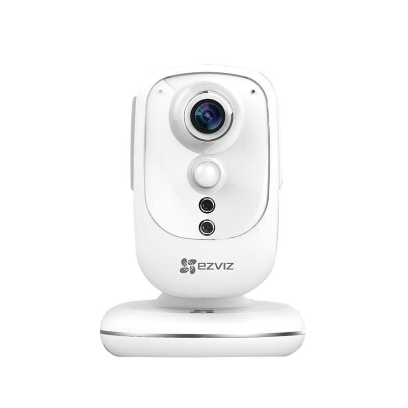 海康威视萤石c1s 400万高清报警监控一体无线摄像机手机远程 无线高清