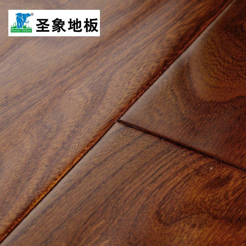 2016新品 圣象地板 家装建材榆木地板 多层实木复合地板nap8147