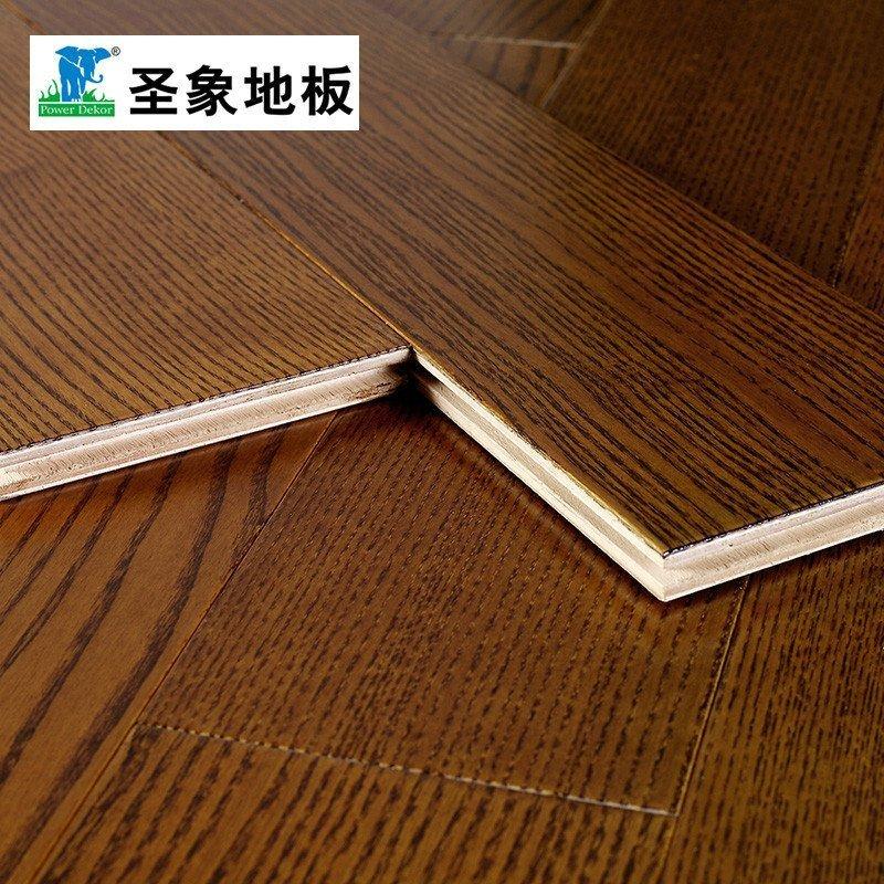 2016新品 圣象地板 现代时尚木地板 多层实木复合地板