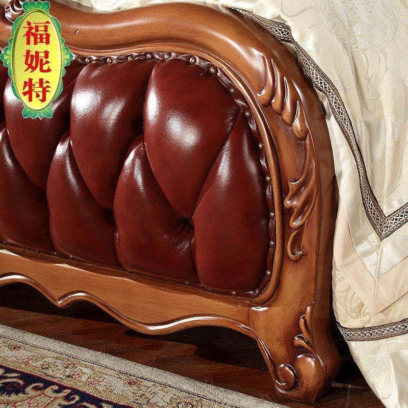 福妮特欧式床 新古典床