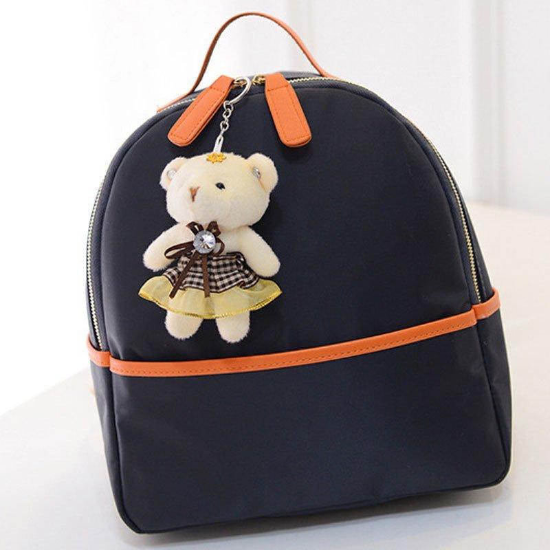 新款旅行背包 韩版可爱学生书包 双肩包 时尚潮流女包
