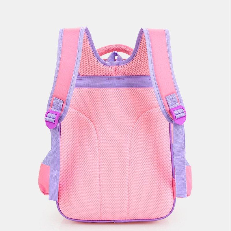 佳宏(hong jia) 新款韩版可爱公主书包小学生书包1-4年级女童双肩减负