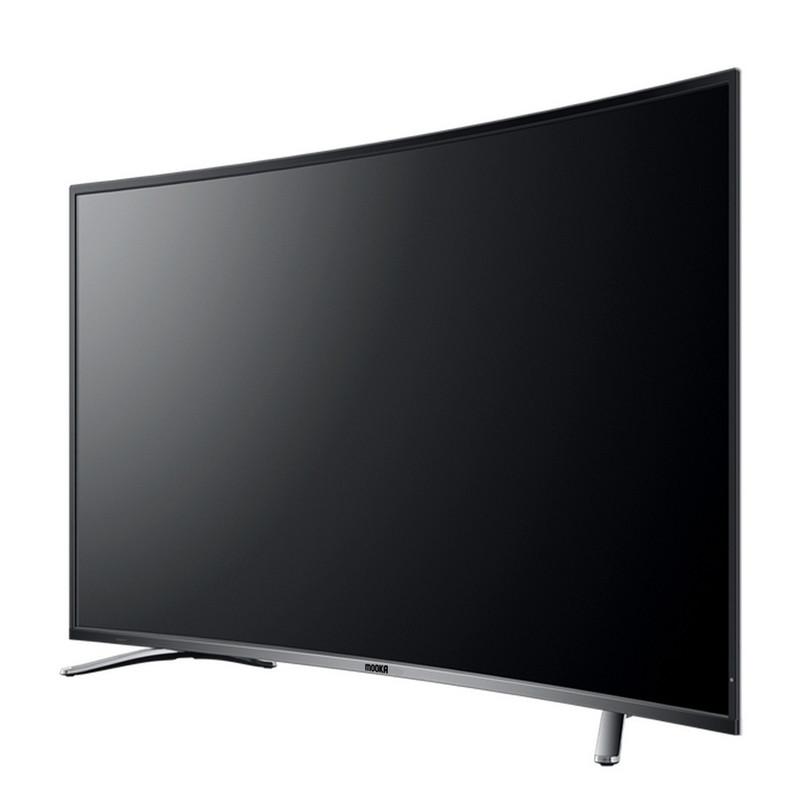 55q3m 55吋曲面智能高清液晶led平板海爾電視機