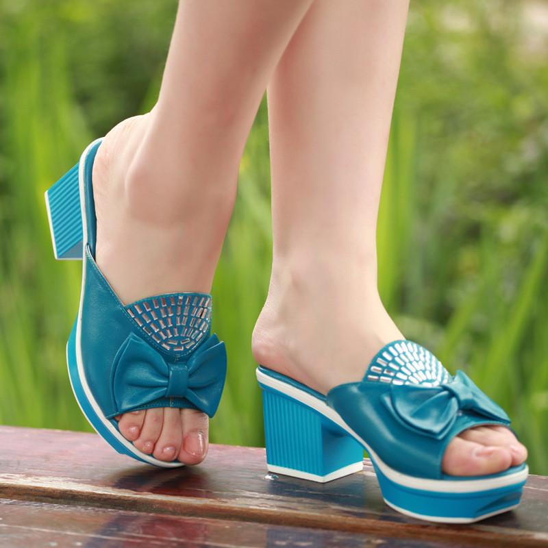 凉鞋女凉拖