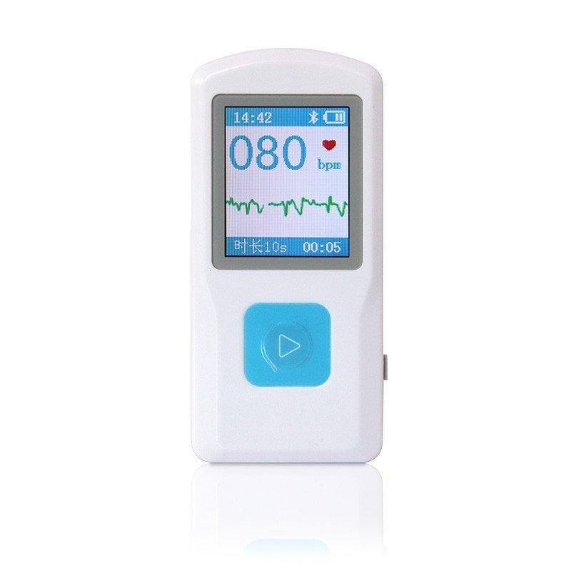 康泰(contec)心电仪pm10微型快速心电监测仪 家用心电图片