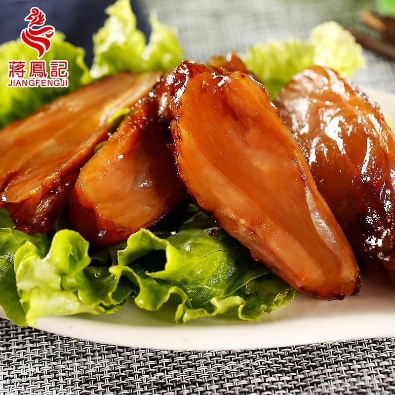 蒋凤记卤味熟食牛筋休闲零食小吃美食特产凉菜牛蹄筋真空装180g