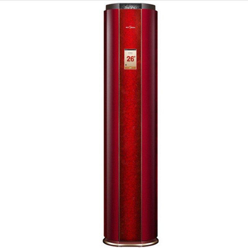 美的midea 3匹 变频空调冷暖一级能效圆柱空调柜机 尊