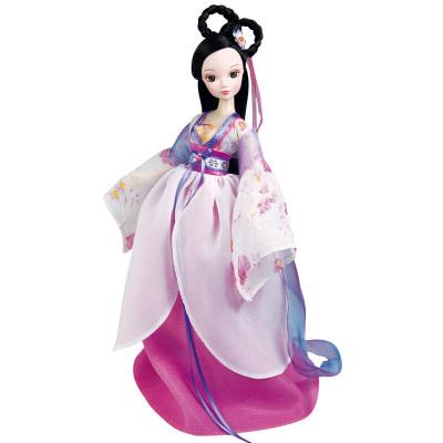 可兒娃娃 可兒娃娃 七仙女 古裝衣服 兒童關節體 洋娃娃女孩玩具禮物套裝 芭比娃娃 小七仙子