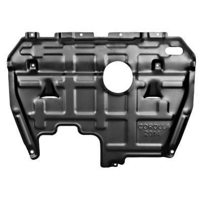 乾钰3d发动机下护板 丰田卡罗拉雷凌
