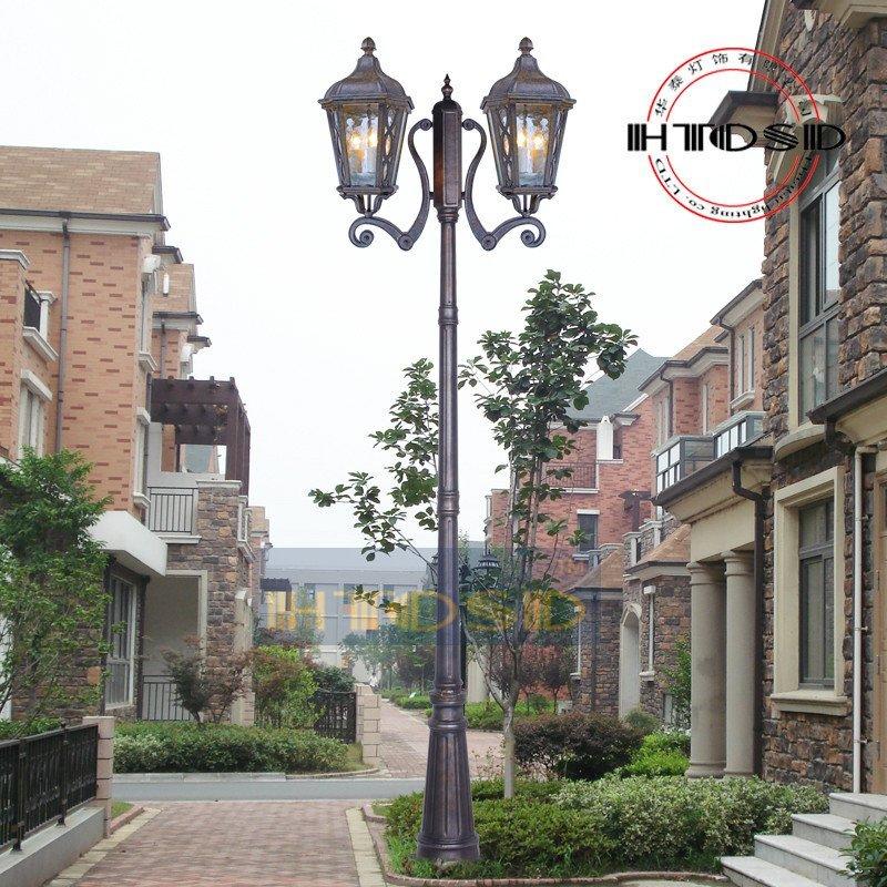 景观灯户外高杆灯路灯小区庭院亮化工程灯
