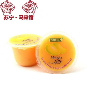 馬來西亞館 可康/Cocon 果凍(果味型)芒果味 236g*1套