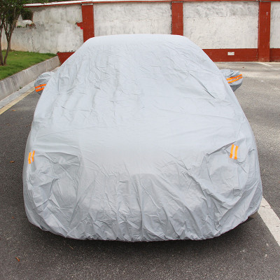 洛瑪lma 長安汽車車衣車罩 長安CS75plusCS55CS35CS15CX70 逸動車衣加厚防曬隔熱車套外罩銀色