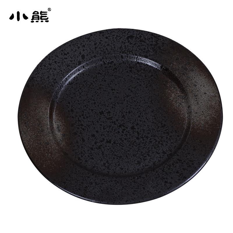 盘平面烤肉料理寿司盘凉配菜盘子水果盘菜盘碟子圆盘