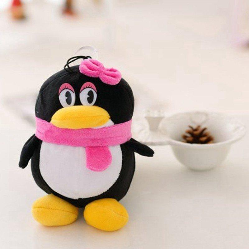朵啦啦 企鹅小公仔 毛绒玩具大号布娃娃玩偶 生日礼物