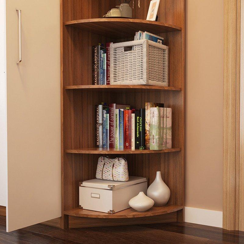 三門四門儲物衣柜陽臺柜 板式整體衣櫥組合衣柜臥室家具超大儲物衣柜