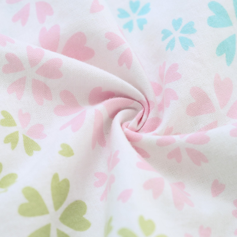 歌瑞尔时尚甜美印花时尚可爱女士长袖睡衣舒适纯棉家居服套装蓉厢