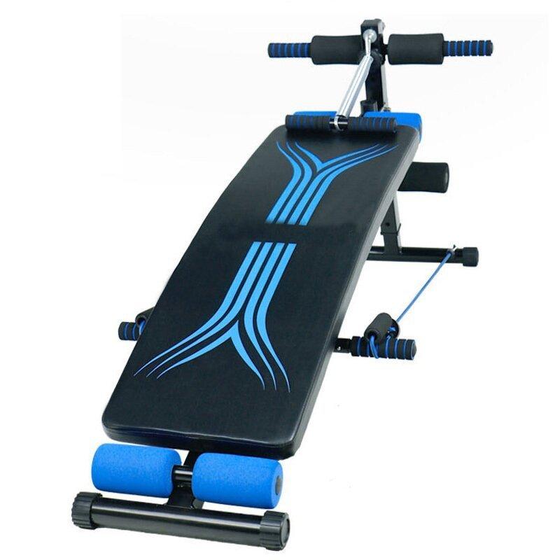 家用小型健身器材大全_户外运动健身训练器材仰卧起坐健身器材家用多功能收腹器仰卧起坐板