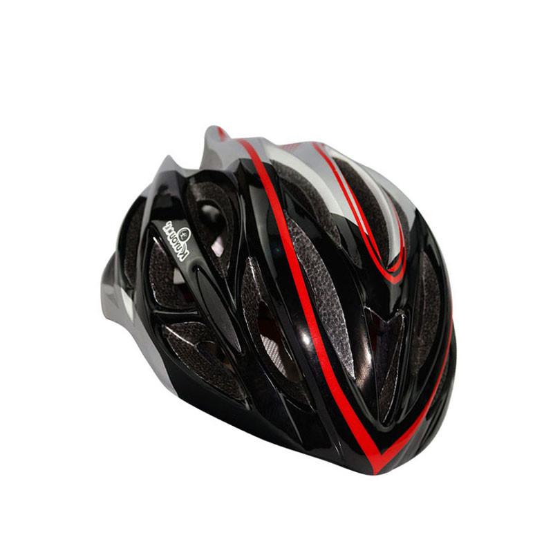 户外运动单车安全帽公路山地车骑行头盔自行车头盔山地车头盔一体成型