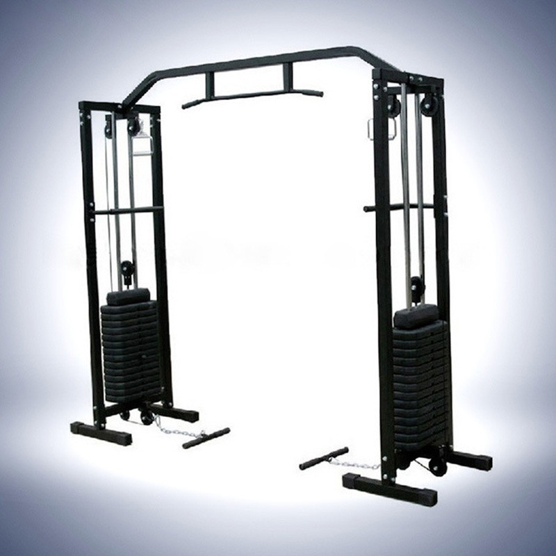室内健身器材_欧伦萨 家用力量型综合训练器 多功能健身器材 室内健身房器材