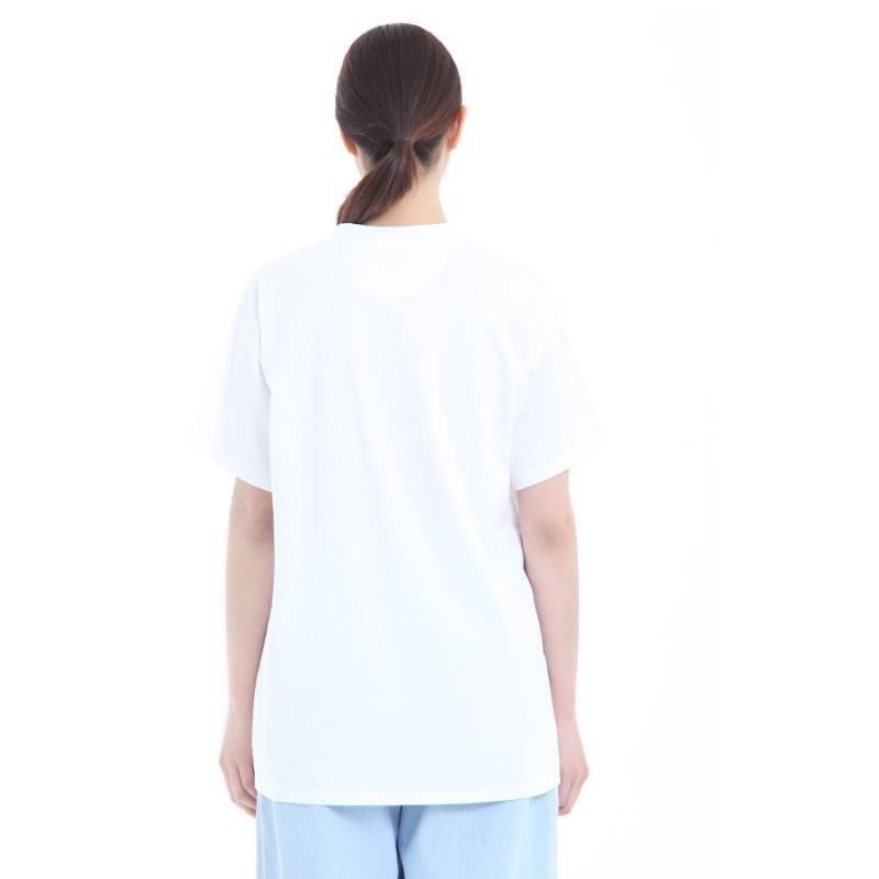 [rookie bud] 2016夏季新款明星图案宽松直筒短袖t恤