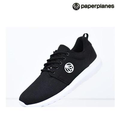 [paperplanes 韩国纸飞机]100%韩国正品pp1404 男女情侣气垫运动鞋