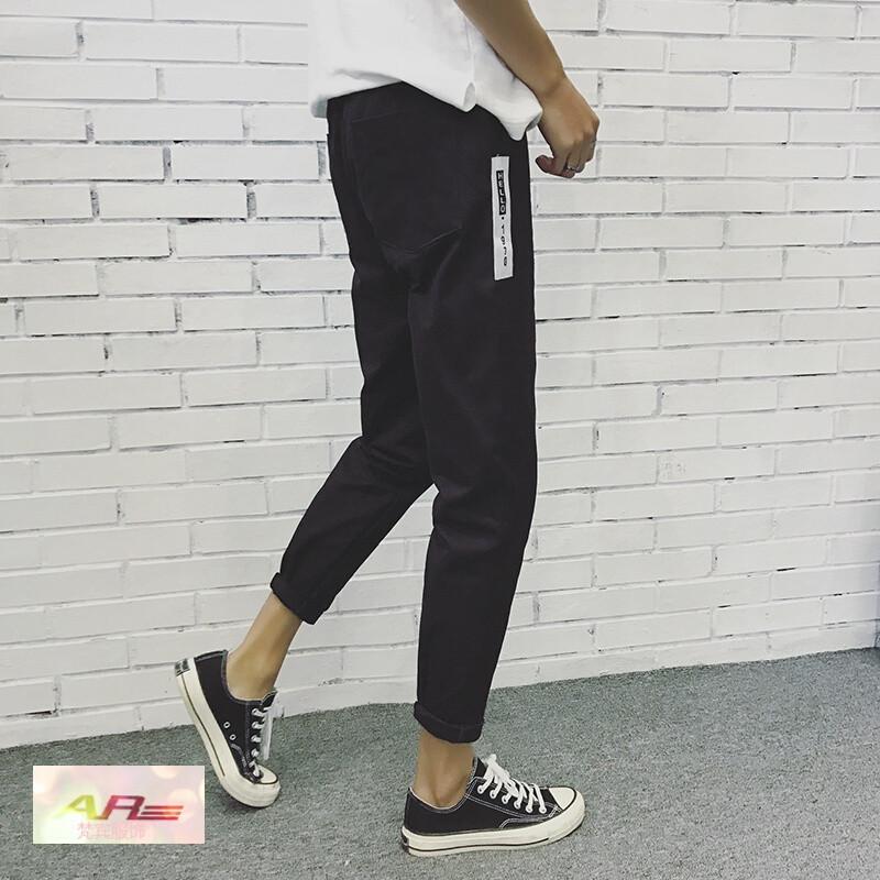 九分裤男小脚
