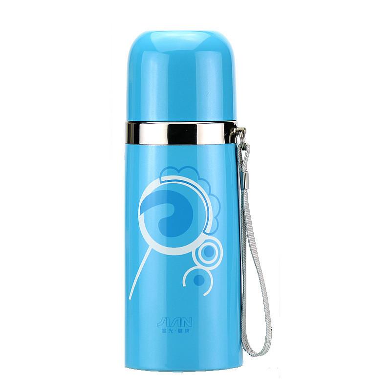 富光保温杯不锈钢小水壶学生儿童保温瓶可爱男女水杯子刻字