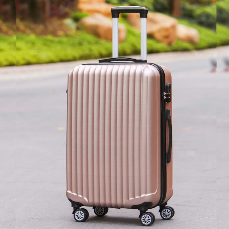 文派abs磨砂万向轮男女拉杆箱20寸行李箱旅行箱登机箱