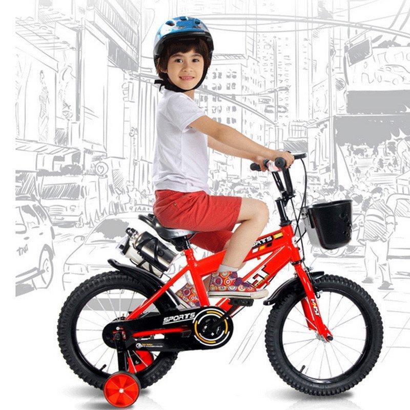 梦幻神童 儿童自行车脚踏12寸14寸16寸儿童山地车