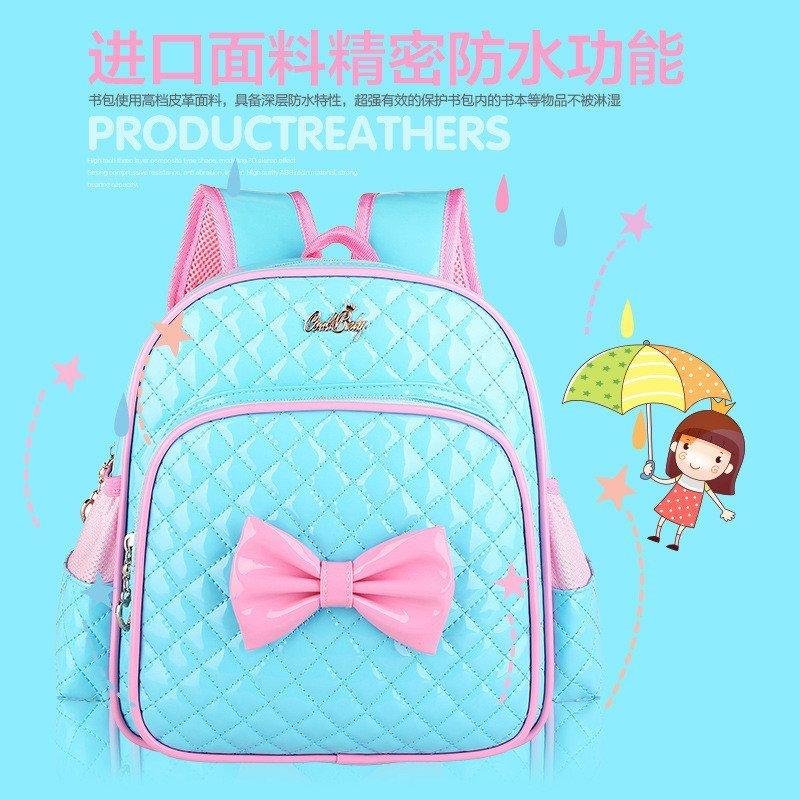 xblgx可爱卡通书包幼儿园书包宝宝背包韩版儿童背包小孩童包