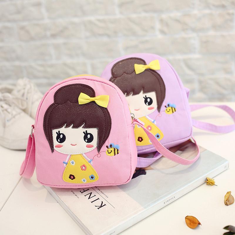 xblgx 女孩礼物 儿童包包公主斜挎包 时尚可爱女童包小女孩出游单肩包