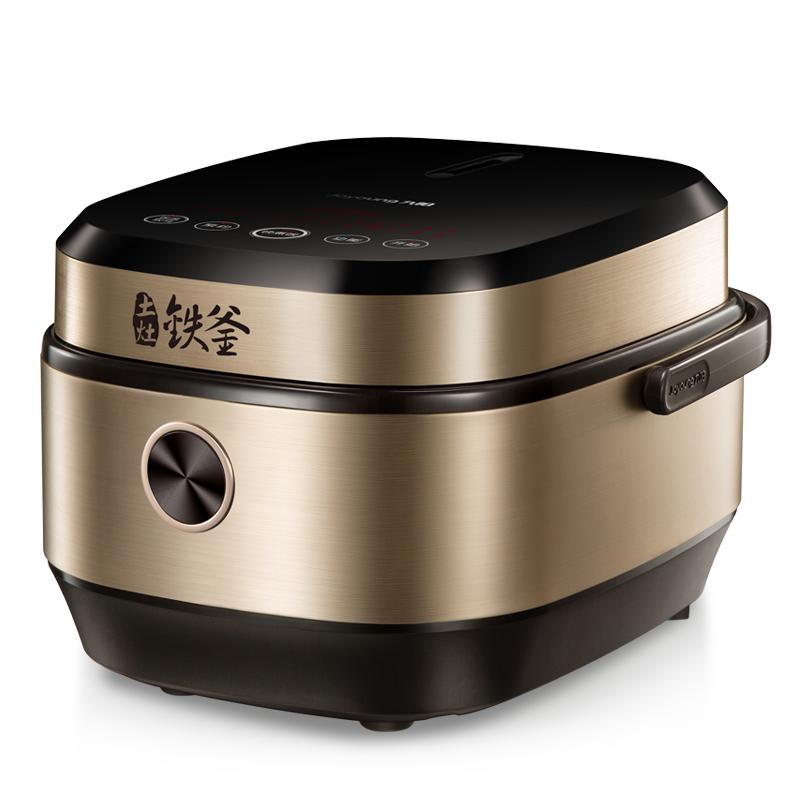 大肉棒愹?m9f?ih_九阳(joyoung)电饭煲 f-40t801 4l大容量 ih加热 多功能家用智能