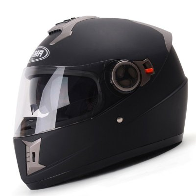 野馬828四季電動摩托車頭盔全盔男士冬季雙鏡片賽車機車跑盔全覆式安全帽
