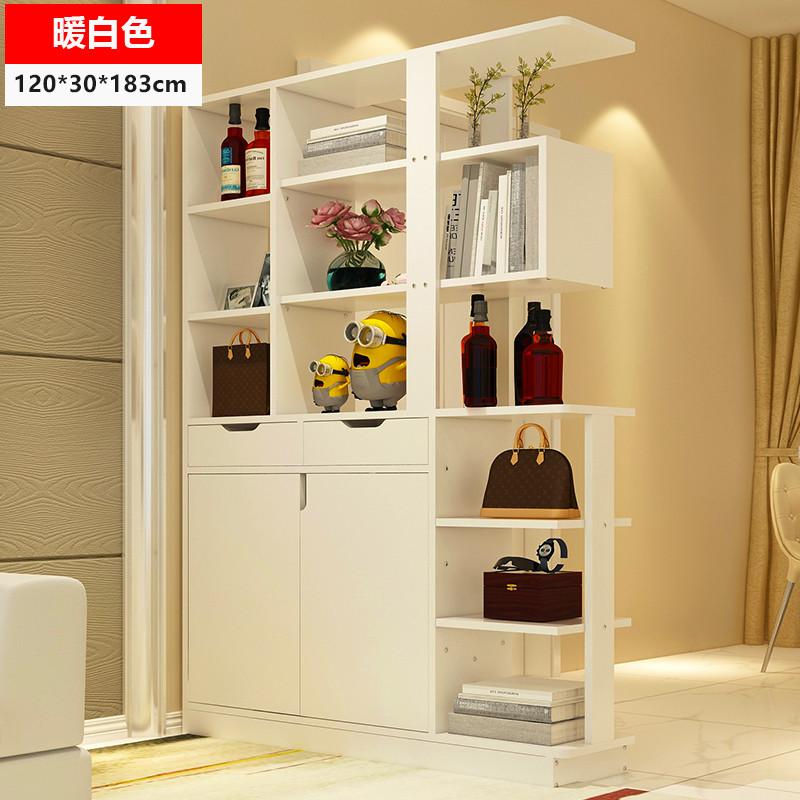 大容量進門大鞋柜簡約現代門廳柜板式鞋柜玄關柜客廳家具隔斷柜酒柜