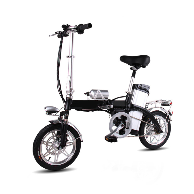 嗨车族电动自行车 折叠电动滑板车48v锂电池电动车 通用电瓶车 电动