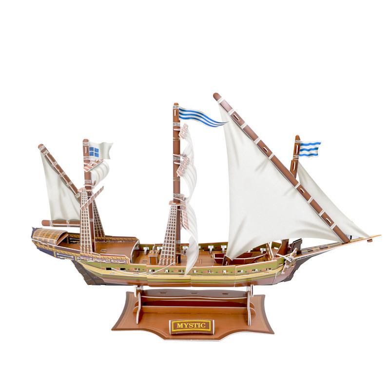 diy帆船航战船模型