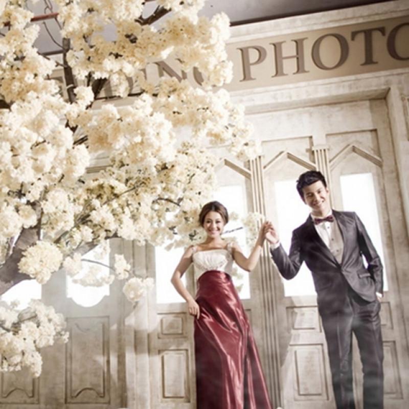 [珠海]巴黎春天2999元婚纱摄影