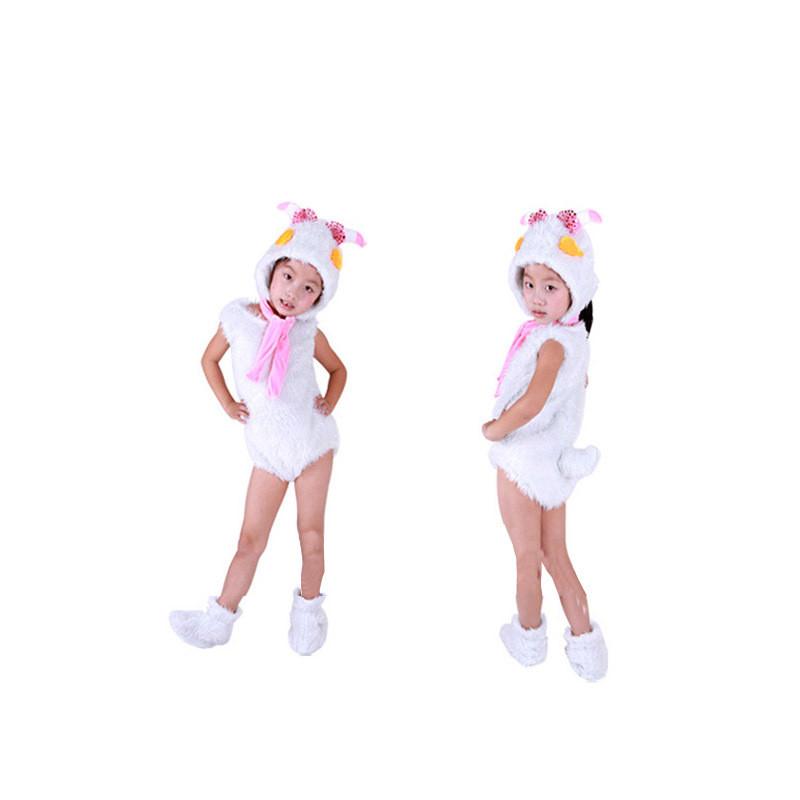 美羊羊衣服喜羊羊灰太狼儿童沸羊羊演出服装动物造型服套装幼儿舞蹈