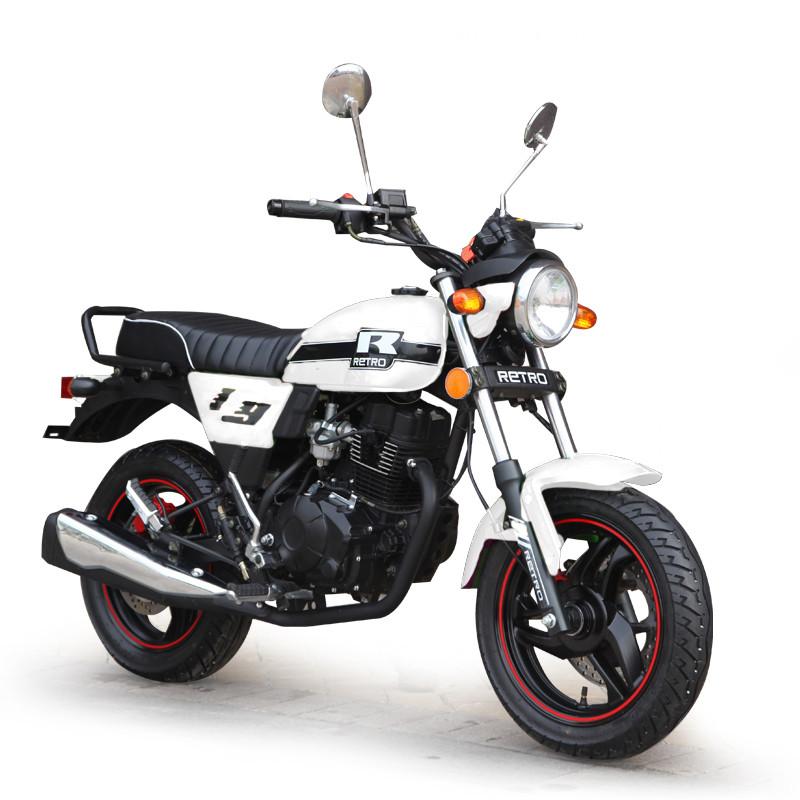 联统本田狒狒摩托车150c小猴子街车复古机车mini迷你两轮摩托跑.