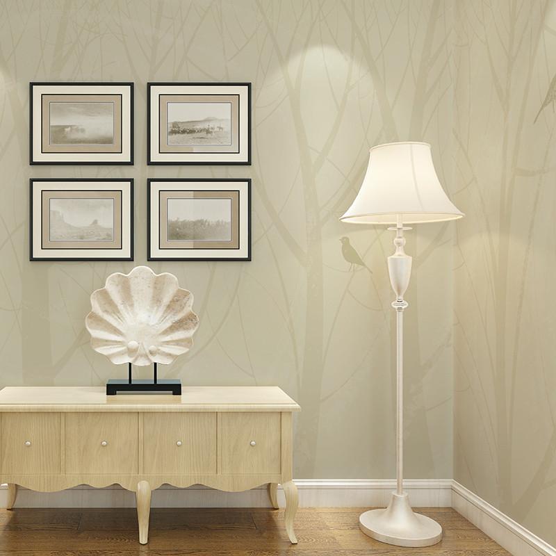 定制创意客厅卧室壁纸图片